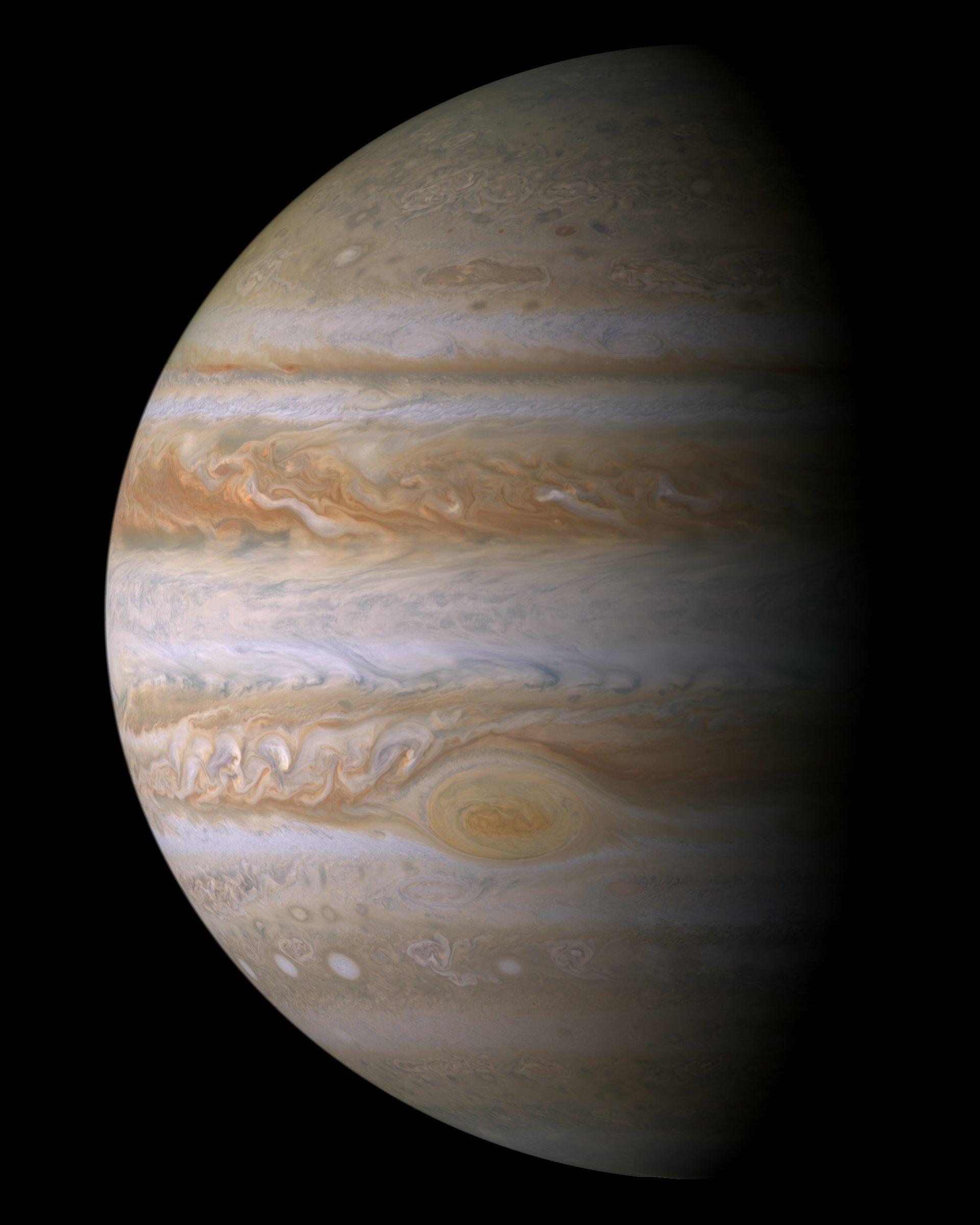 A Detailed Overview on Jupiter: The Largest Planet